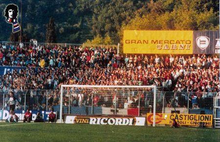 Como - Sampdoria 4 giugno 1986 (coppa Italia) - ULTRAS TITO ...