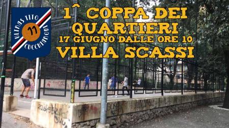 Campetto villa Scassi
