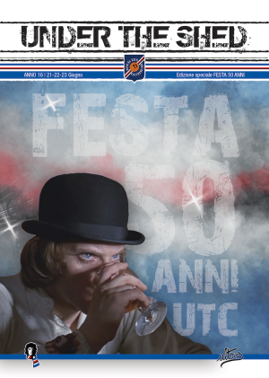 Fanzine _ 1819 FESTA Copertina