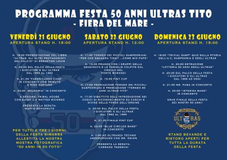 Festa 16 | Programma web