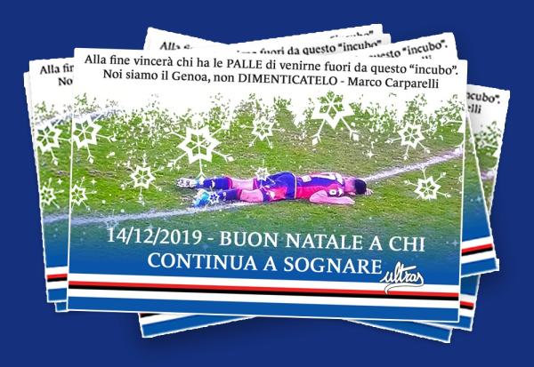 Buon Natale Ultras.Buon Natale Ultras Tito Cucchiaroni